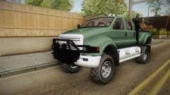 Vapid Guardian para GTA San Andreas