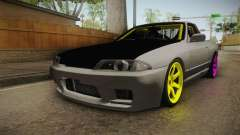 Nissan Skyline R32 Drift