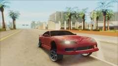 NISSAN S15 Borgonha para GTA San Andreas