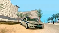 Renault Logan tráfego