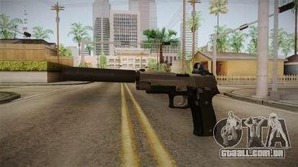 Battlefield 4 - P226 para GTA San Andreas