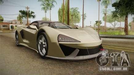 GTA 5 Progen Itali GTB para GTA San Andreas