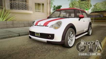GTA 5 Weeny Issi Countryboy IVF para GTA San Andreas