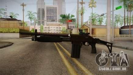 Battlefield 4 - HAWK 12G para GTA San Andreas