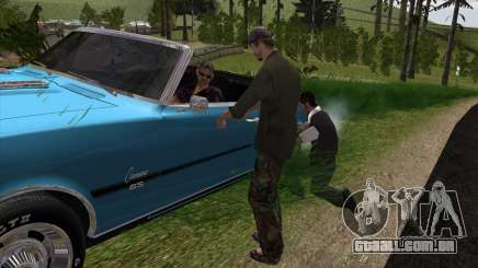 Situação de vida 7.0 para GTA San Andreas