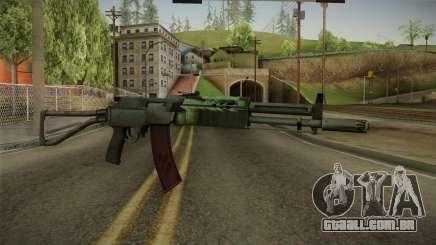 Battlefield 4 - AEK-971 para GTA San Andreas