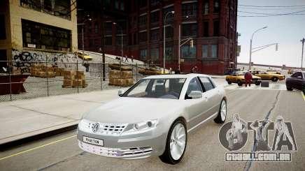 Volkswagen Phaeton 2011 para GTA 4