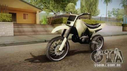 Sanchez Stunt v1 para GTA San Andreas