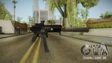 Battlefield 4 - SIG MPX para GTA San Andreas