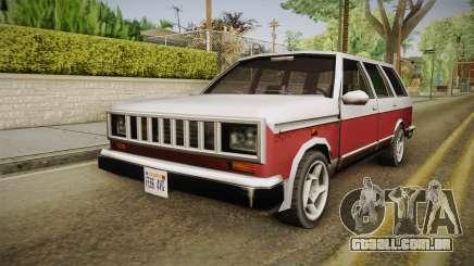 Bobcat Station Wagon v2 para GTA San Andreas
