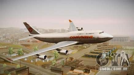 Boeing 747-400 Conviasa para GTA San Andreas