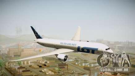 Boeing 787 LOT Polish Airlines para GTA San Andreas