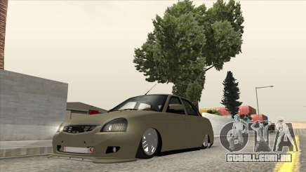 Lada Priora TURBO para GTA San Andreas