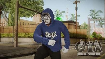 GTA 5 Online DLC Import Export Random Skin 2 para GTA San Andreas
