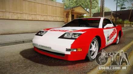 ETR1 EuR0S Red para GTA San Andreas