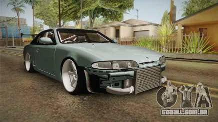 Nissan Silvia S14 Drift v2 para GTA San Andreas