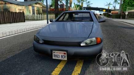 GTA 3 Kuruma SA style V2 para GTA San Andreas