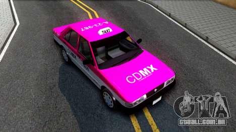 Nissan Tsuru Taxi para GTA San Andreas