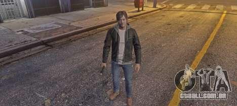 GTA 5 Norman Reedus from Silent Hills terceiro screenshot