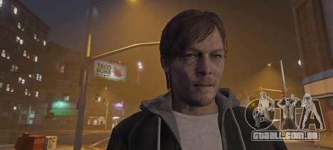 GTA 5 Norman Reedus from Silent Hills segundo screenshot