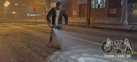 Norman Reedus from Silent Hills para GTA 5