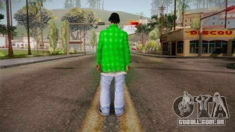 Novo Fam2 para GTA San Andreas