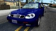 Daewoo Leganza CDX US 2001 para GTA San Andreas
