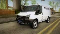 Ford Transit Forenzika