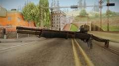 Battlefield 4 - SPAS-12 para GTA San Andreas