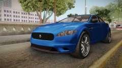 GTA 5 Ocelot Jackal 2-doors IVF