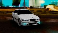 BMW M3 E36 ZLO