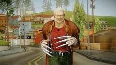 Marvel Heroes - Old Man Logan UV v1 para GTA San Andreas