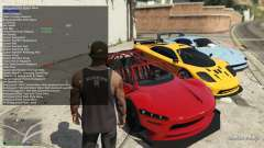 Simple Trainer 5.2 para GTA 5