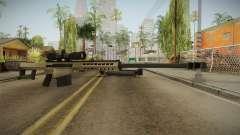 Battlefield 4 - M82A3 para GTA San Andreas