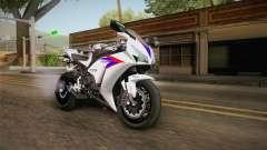 Honda CBR1000RR HRC 2012 para GTA San Andreas