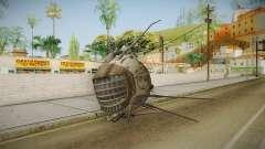 Fallout 4 - Eyebot para GTA San Andreas