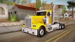 Kenworth W900 ATS 6x2 Middit Cab Low
