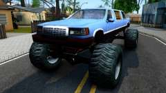 Stretch Monster Truck