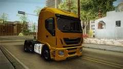 Iveco Stralis Hi-Way 560 E6 6x2 v3.0 para GTA San Andreas