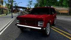 Huntley HD para GTA San Andreas