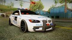 BMW M3 Turkish Police para GTA San Andreas