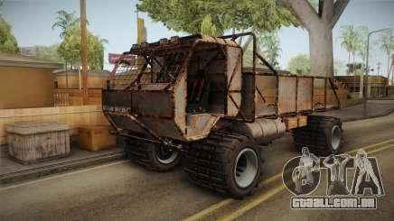GTA 5 MTL Wastelander para GTA San Andreas