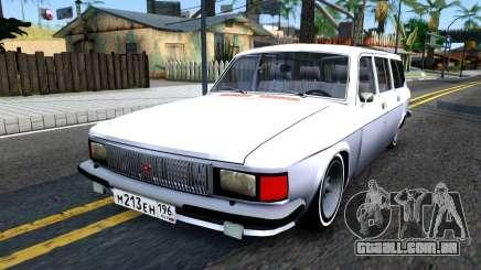 GAZ 310221 Facelift 3102 para GTA San Andreas