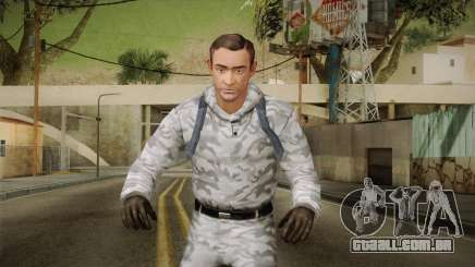 007 Sean Connery Winter Outfit para GTA San Andreas