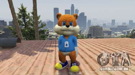 Conker The Squirrel para GTA 5