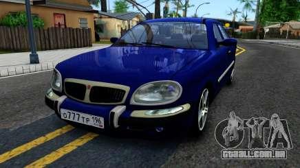 GAZ-3111 Volga para GTA San Andreas