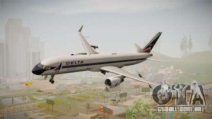 Boeing 757-200 Delta Air Lines (Widget) para GTA San Andreas