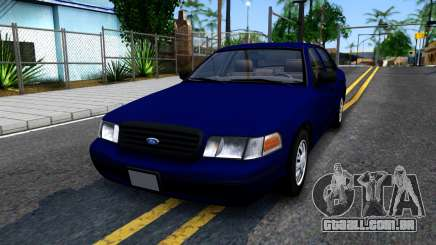 Ford Crown Victoria para GTA San Andreas