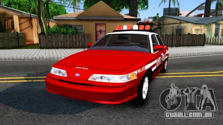 Ford Crown Victoria 1992