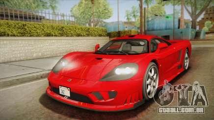 Saleen S7 para GTA San Andreas
